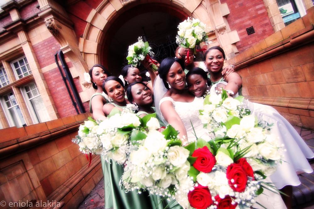 photoblog image la mariée